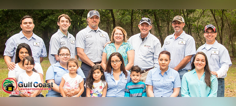 Animal Control Houston company Gulf Coast Exterminators